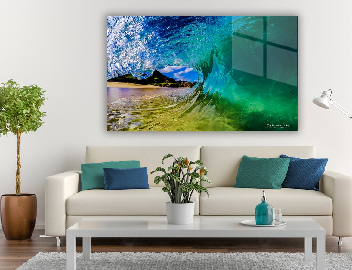 Sample print in your home