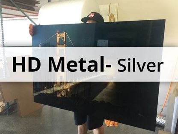 HD Metal Silver Gallery